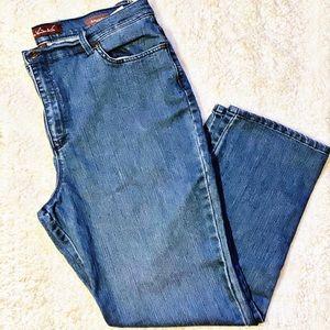 Gloria Vanderbilt Amanda Slimming/Sculpting Jeans